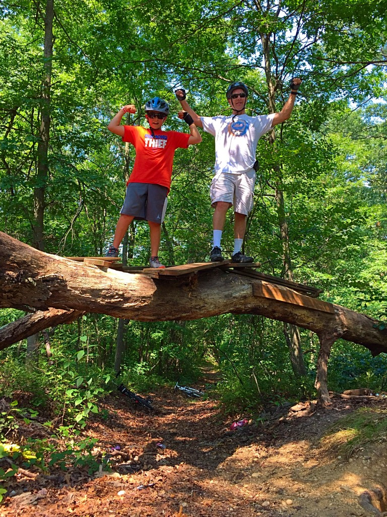 Bethpage State Park Mountain Bike Trails